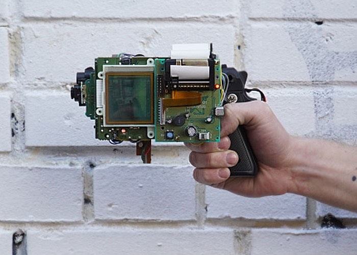 GameBoy photo gun