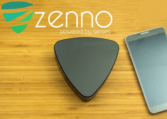 Zenno Voice Controlled Home Automation System Unveiled (video)