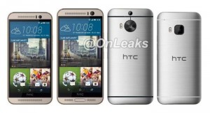 HTC One M9+ Leaked Again