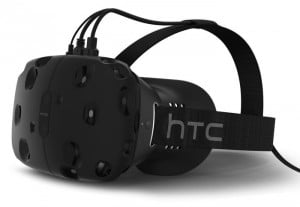 HTC Teams Up With Valve For HTC Vive VR Headset (Video)