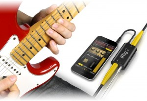 """iRig 2 With New 1/4"""" Output Jack And More Now Available For $40"""