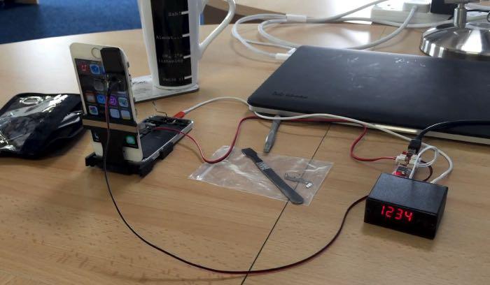 iphone screenlock