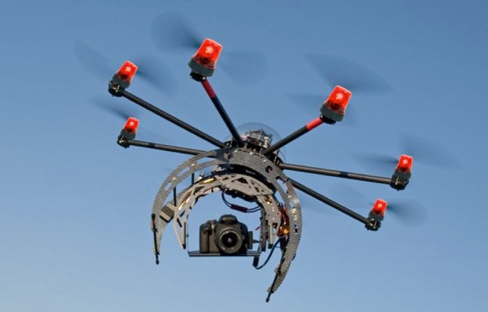 UK Police Will Start Using Drones Soon on