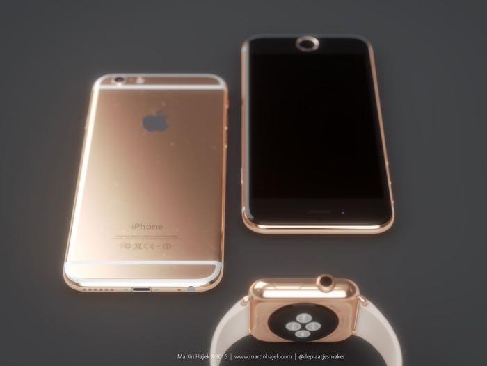 Iphone 6s Gold Iphone 6s