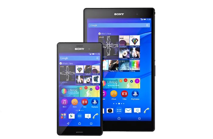 Sony Xperia Z3, Z3 Compact And Z3 Tablet Compact Get Lollipop