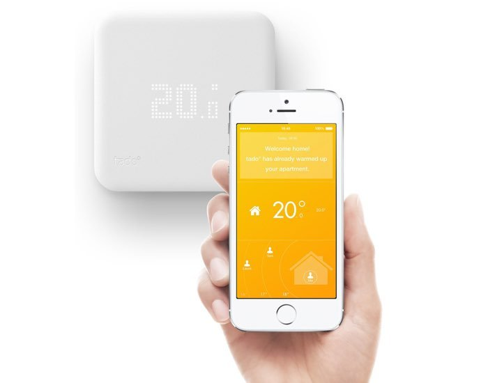 tado smart thermostat api launches at cebit. Black Bedroom Furniture Sets. Home Design Ideas