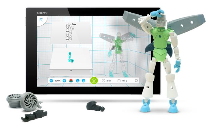 Autodesk Tinkerplay Lets Your Kids Design Custom 3D Printed Toys (video)