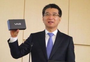 New Vaio Android Smartphone Headed To Japan