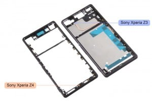 Sony Xperia Z4 Metal Casing Leaked