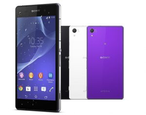 Sony Xperia Z2 Android Lollipop Update Released