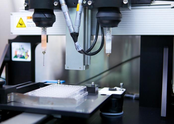 3D Printed Skin