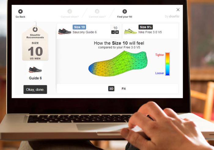 3D Shoe Scanning