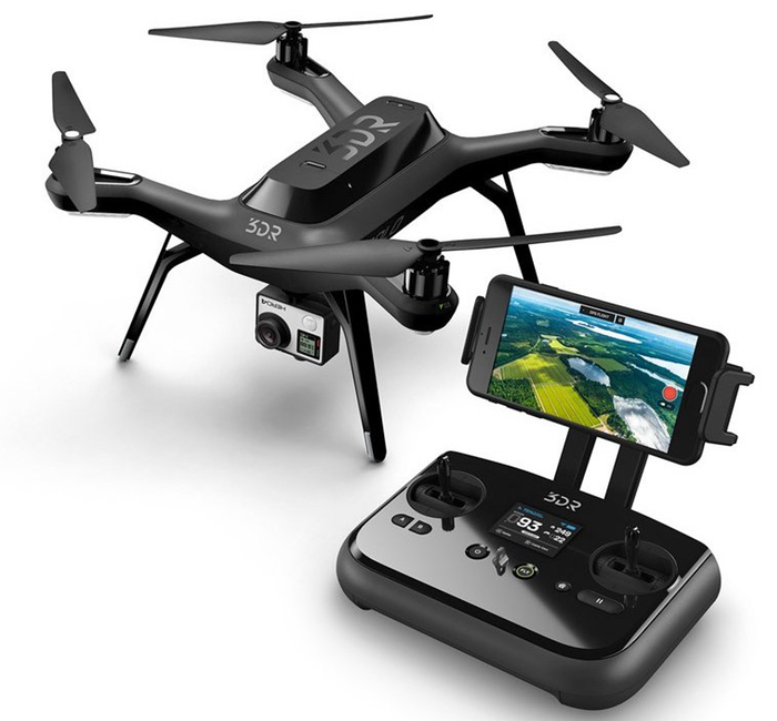 3DR Solo Quadcopter-2