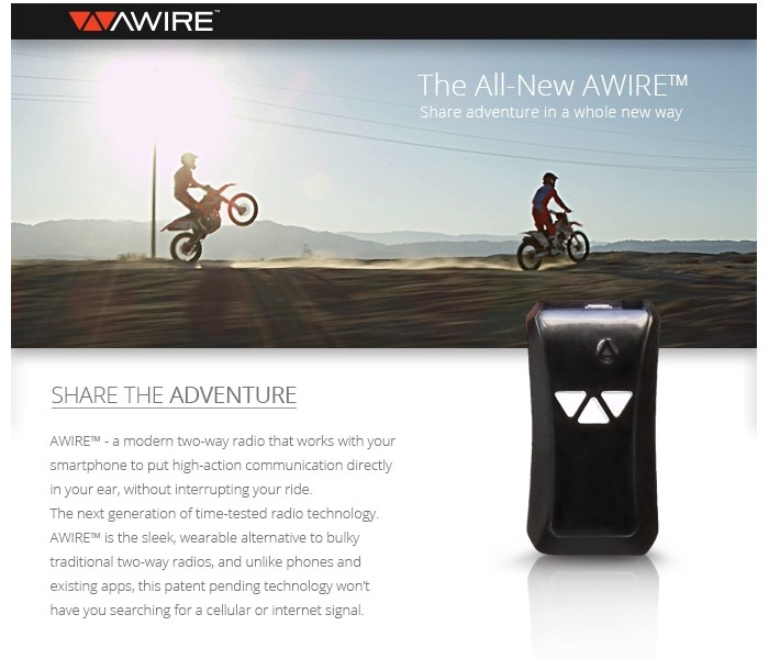 AWIRE Two-Way Communications System