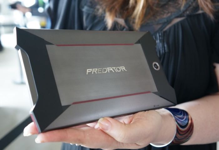 Acer Predator Gaming Tablet