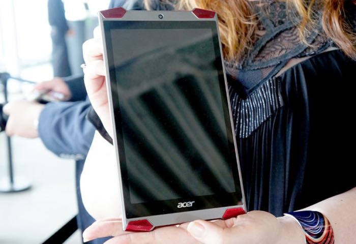 Acer Predator Gaming Tablet Unveiled