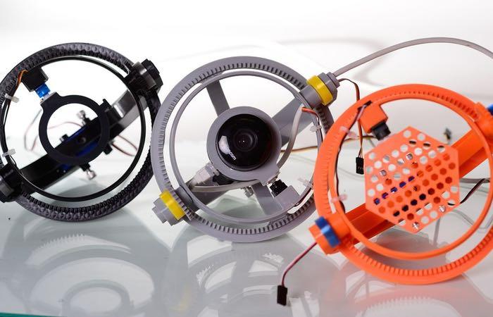 Affordable Mechanical Gimbal