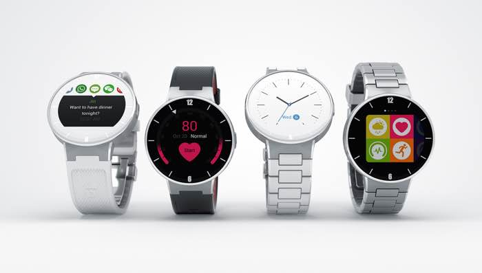 Alcatel OneTouch Smartwatch Up For Pre-order