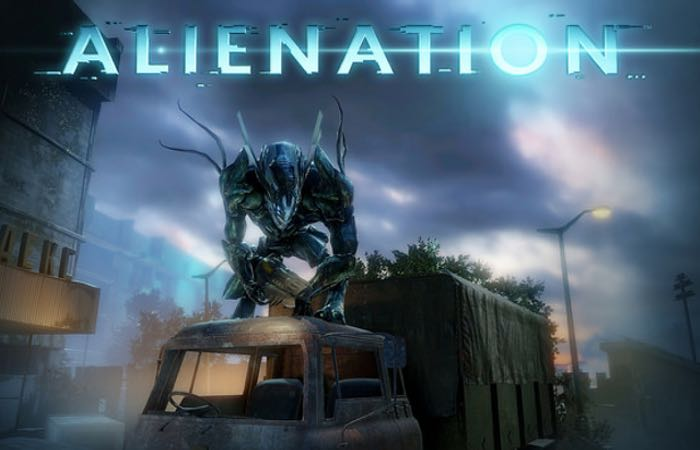 Alienation Game