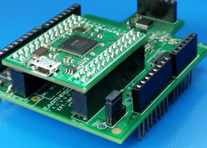 Arduino Open Source Oscilloscope