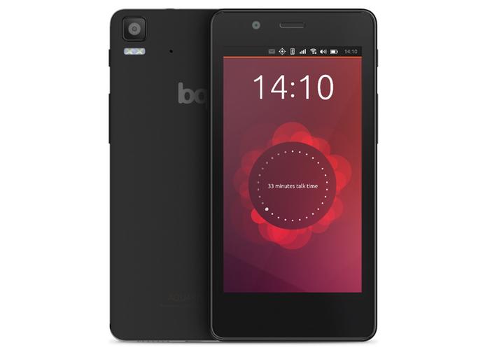 BQ Ubuntu Smartphone