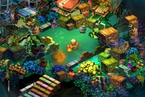 Bastion RPG Game Launches On PlayStation 4 Today (video)