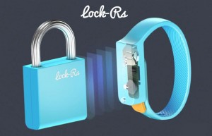 Lock-Rs Bluetooth Lock Launches On Kickstarter (video)