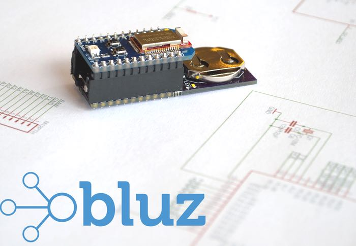 Bluz-Cloud-Connected-Bluetooth-LE-Development-Kit