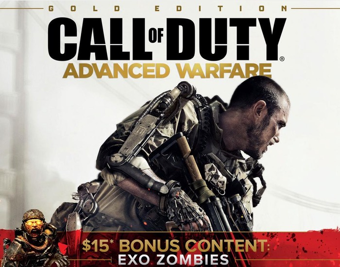 Call of Duty Advanced Warfare Gold Edition