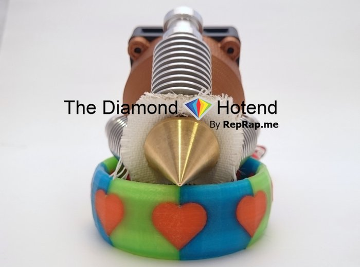 Diamond Hotend
