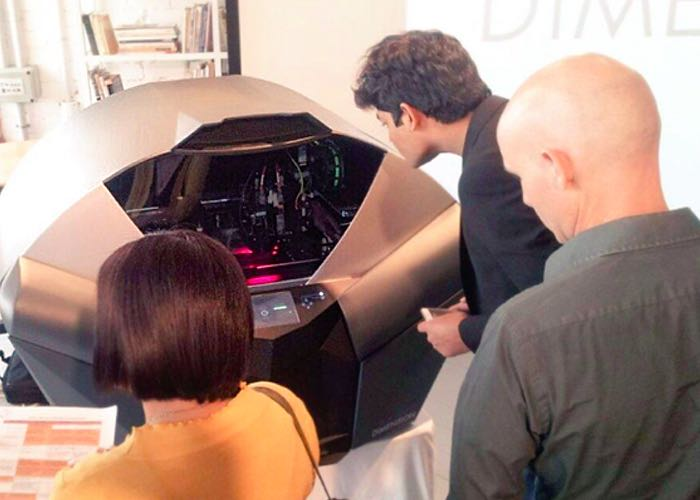 Dragonfly 2020 PCB 3D Printer