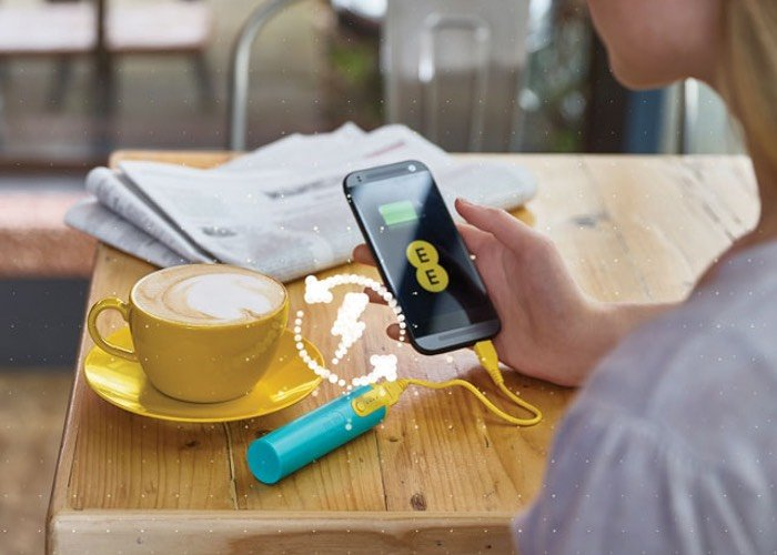 EE Customers To Receive Smartphone Portable Charger