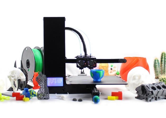 Genesis 3D Printer Range