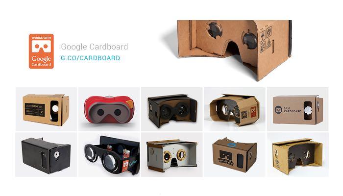 Google Cardboard VR Certification Program Launches