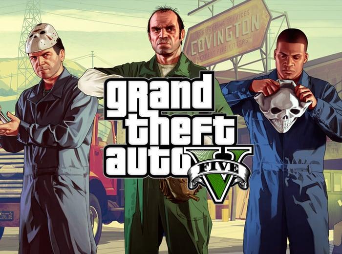 Grand Theft Auto 5 Running On Maximum PC Settings