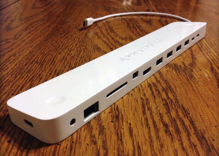 HydraDock 11 Port USB-C Dock