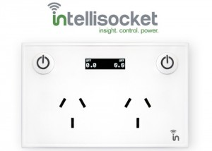 Intellisocket Smart Outlet Can Be Controlled Via Your Smartphone (video)