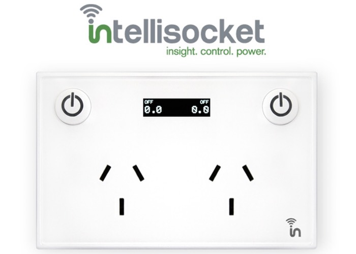 Intellisocket Smart Outlet