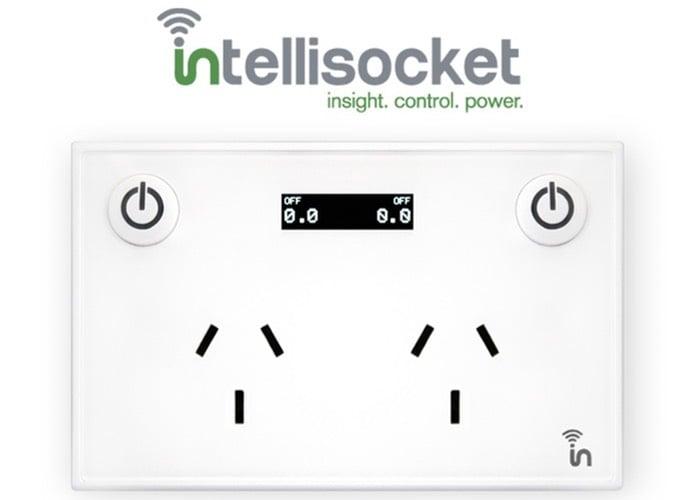 Intellisocket Smart Outlet