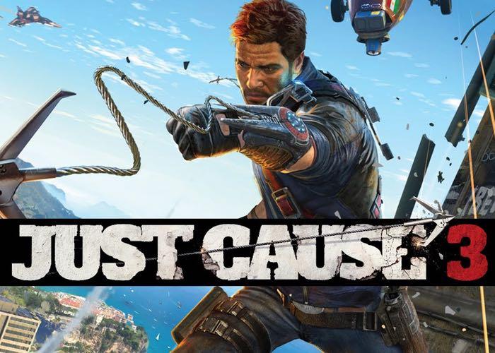Just Cause 3 Gameplay