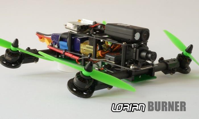 Lorian Burner Compact Racing Drone