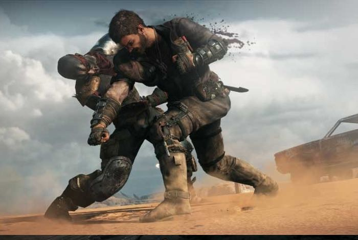Mad Max Game-1