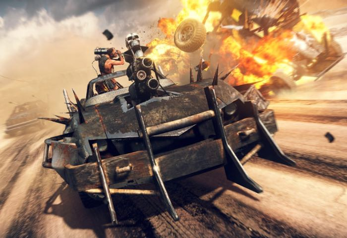 Mad Max Video Game Gameplay
