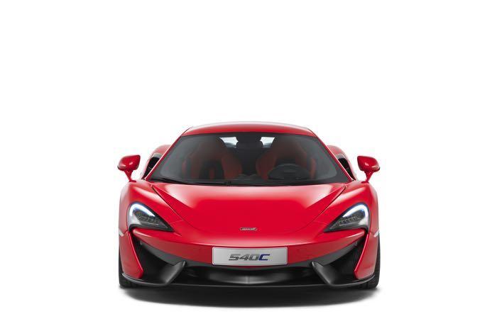 McLaren 540C 2