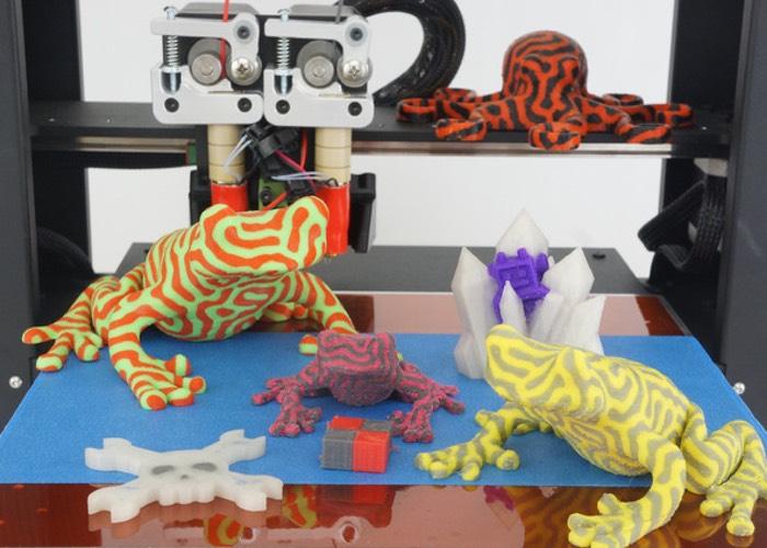 Metal Plus 3D Printer