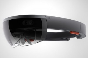 Microsoft Hololens Virtual Reality Hardware Demonstrated At Build 2015 (video)