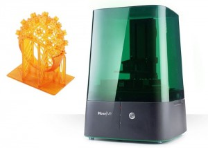 MoonRay SLS Desktop 3D Printer Launches From $2,500 (video)