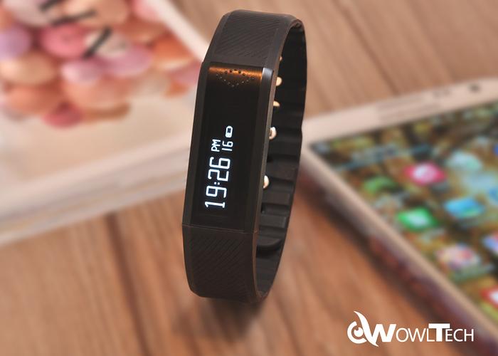 MotivBand Fitness Tracker