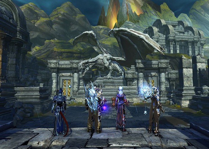 Neverwinter MMORPG Game