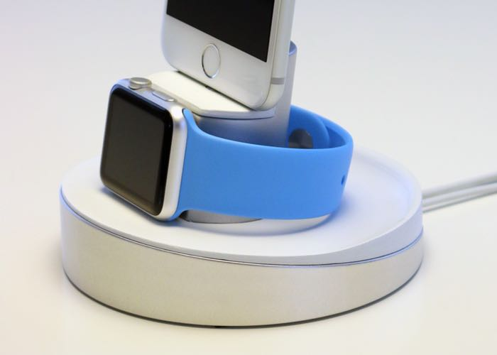 Night Stand Apple Watch Dock